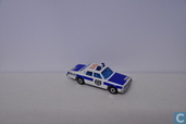 Plymouth Gran Fury police