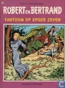 Comics - Robert en Bertrand - Fantoom op spoor zeven