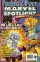 Marvel Spotlight: Fantastic Four and The Silver Surfer