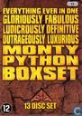DVD / Video / Blu-ray - DVD - Everything Ever in One Gloriously Fabulous Ludicrously Definitive Outrageously Luxurious Monty Python Boxset [volle box]