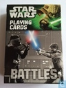 Star Wars Playing Cards Battles
