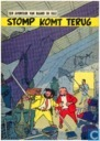 Comic Books - Tif and Tondu - Stomp komt terug