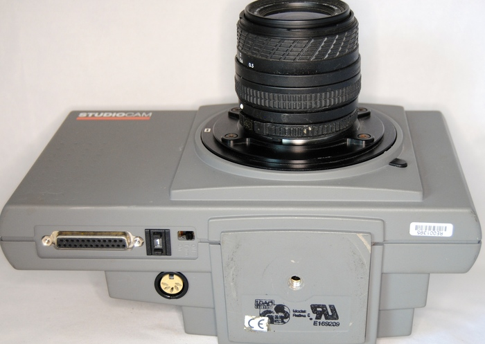 Agfa StudioCam FotoLook Driver for PC