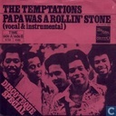 Vinyl records and CDs - Temptations, The - Papa Was a Rollin' Stone