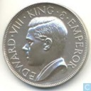 Ceylon Fantasy Edward VIII King & Emperor 1936 (Silver Proof-like)