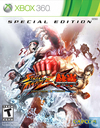 Street Fighter X Tekken Special Collectors Edition