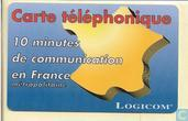 10 mn de communication prepaid