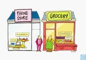 Phone store Grocery