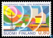 Postage Stamps - Finland - 50 year radio