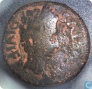 Roman Empire 27 BC-14 AD, AE, As, August, Cartagena, Hispania