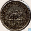 Eastern Afrkca 50 cents 1921