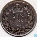 United Kingdom 6 pence 1895