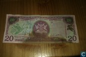 Trinidad and Tobago 20 dollar 2002