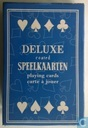 Deluxe coated Speelkaarten playing cards carte a jouer