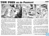 Comic Books - Bumble and Tom Puss - Tom Poes en de Pasmunt