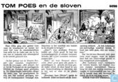 Comic Books - Bumble and Tom Puss - Tom Poes en de sloven