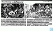 Comic Books - Bumble and Tom Puss - Heer Bommel en de Toekomer