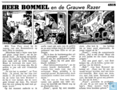 Comic Books - Bumble and Tom Puss - Heer Bommel en de Grauwe Razer