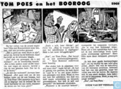 Comic Books - Bumble and Tom Puss - Tom Poes en het Booroog