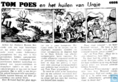 Comic Books - Bumble and Tom Puss - Tom Poes en het huilen van Urgje