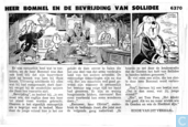 Comic Books - Bumble and Tom Puss - Heer Bommel en de bevrijding van Sollidee