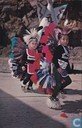 CM-132 USA Little Cherokee Indian Dancers Qualla reservation