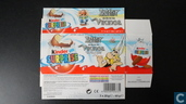3-pack doosje Asterix en de vikings