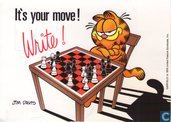 It's your move! Write!