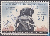 HUNTING PERMIT STAMPS