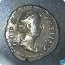 Roman Empire, Denarius, 138-141 AD, Faustina, wife of Antoninus Pius, Rome after 141