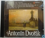 Antonin Dvorak / Concerto, Romance and Mazurek for Violin and Orchestra