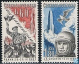 1st Manned Russian space flight (II)