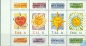 Postage Stamps - Ireland - Greeting Stamps