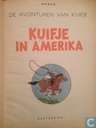 Bandes dessinées - Tintin - Kuifje in Amerika