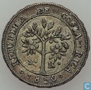 Costa Rica 1 real 1850