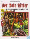 Comic Books - Red Knight, The [Vandersteen] - Die schwarze Wölfin