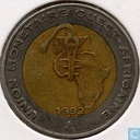 West-Afrikaanse Staten 250 francs 1992