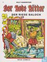 Comic Books - Red Knight, The [Vandersteen] - Der Riese Baloch