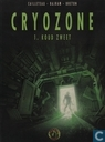 Comic Books - Cryozone - Koud zweet