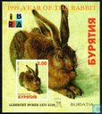 Buryatia Republic, year of the rabbit