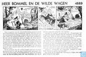 Comic Books - Bumble and Tom Puss - Heer Bommel en de wilde wagen