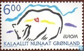 Postage Stamps - Greenland - CEPT 1999 Nature Parks