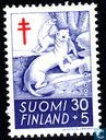 Postage Stamps - Finland - Tuberculosis Relief Fund