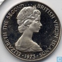 Britse Maagdeneilanden 10 cent 1973 (PROOF)