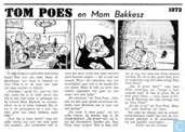 Comic Books - Bumble and Tom Puss - Tom Poes en Mom Bakkesz