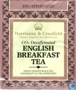 CO2 Decaffeinated English Breakfast Tea