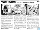 Comic Books - Bumble and Tom Puss - Tom Poes en de Wens-werkster