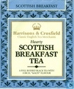 Hearty Scottish Breakfast Tea