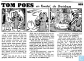 Comic Books - Bumble and Tom Puss - Tom Poes en Kwetal, de Breinbaas