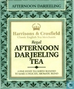 Regal Afternoon Darjeeling Tea